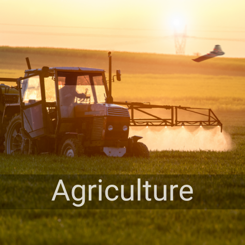 agriculture applications