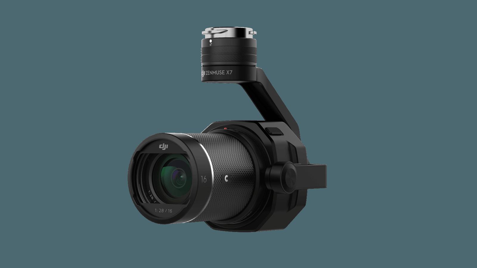 DJI X7 Camera